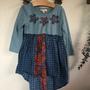 Mimi & maggie boho hilo dress size 3t